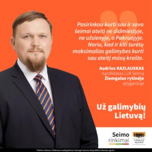 Audrius Kazlauskas