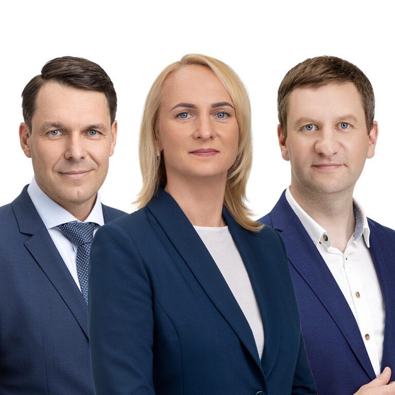 Edita Rudelienė, Andrius Bagdonas, Simonas Kairys