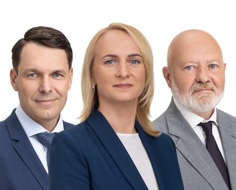 Edita Rudelienė, Andrius Bagdonas, Eugenijus Gentvilas