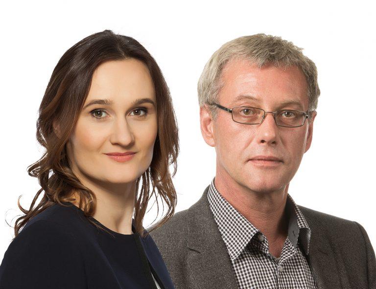 Raimundas Lopata ir Viktorija Čmilytė-Nielsen