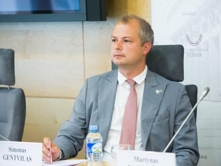 Simonas Gentvilas1