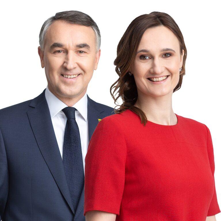 VČmilytė-Nielsen, Petras Auštrevičius