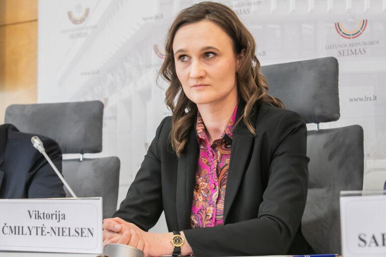 Viktorija Cmilyte-Nielsen
