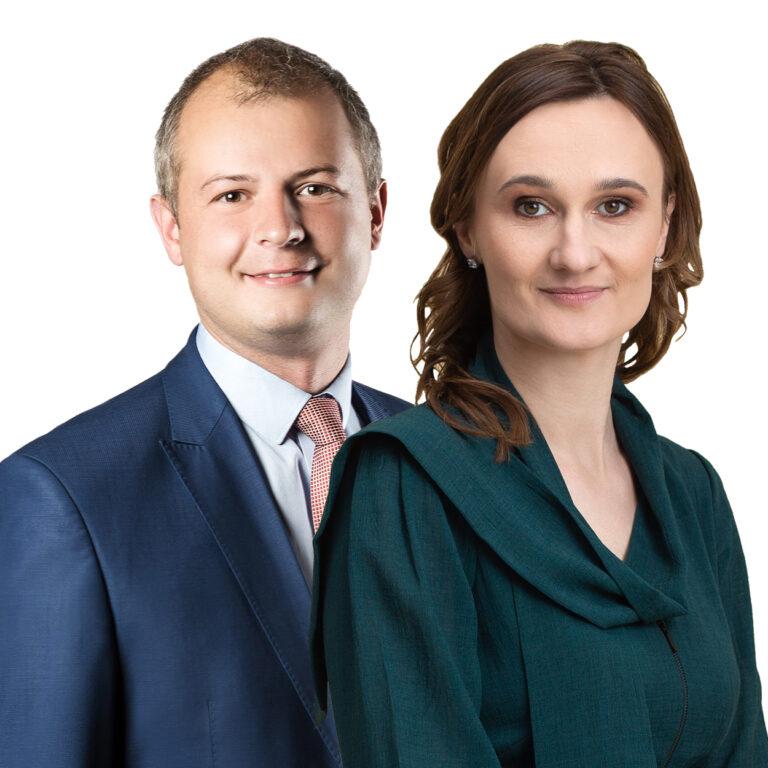 Viktorija Čmilytė-Nielsen ir Simonas Gentvilas