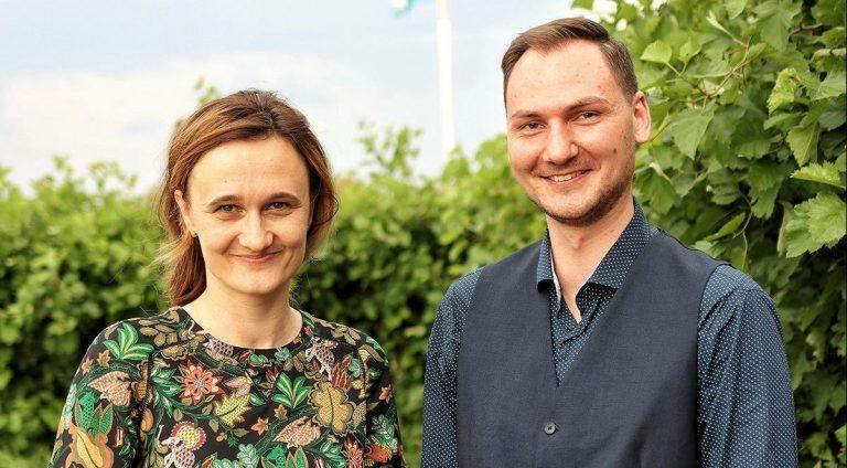 Viktorija Čmilytė-Nielsen ir Gytis Stankevičius
