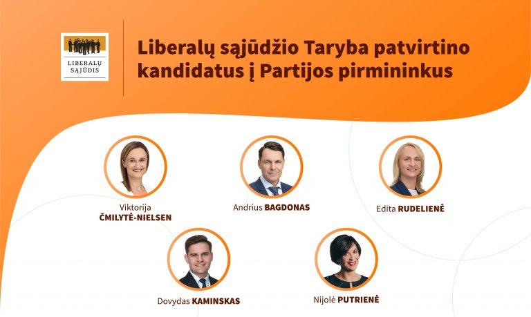 kandidatai