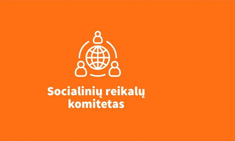 socialinių reikalų