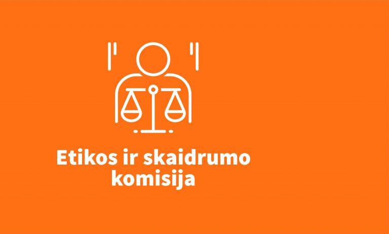 Etikos ir skaidrumo komisija